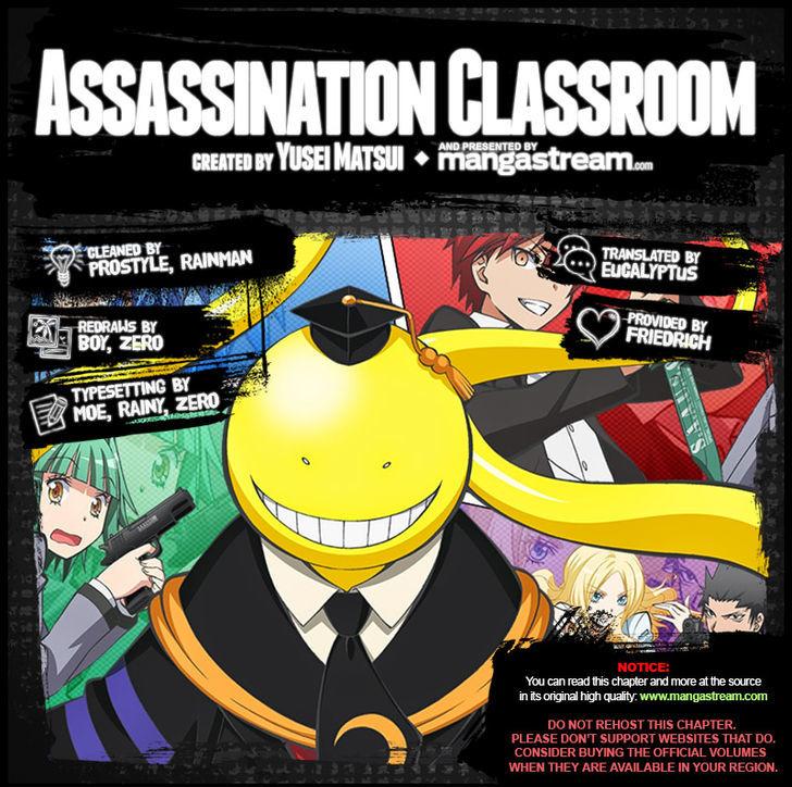 Ansatsu Kyoushitsu Chapter 174  Online Free Manga Read Image 2