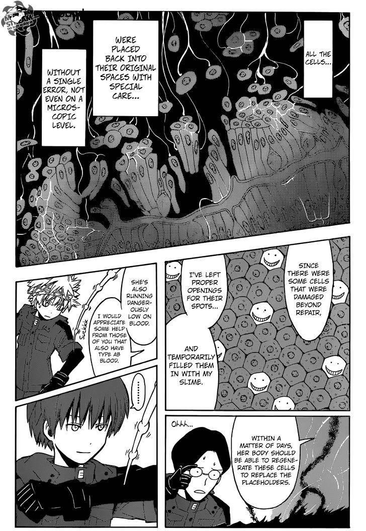 Ansatsu Kyoushitsu Chapter 175  Online Free Manga Read Image 14