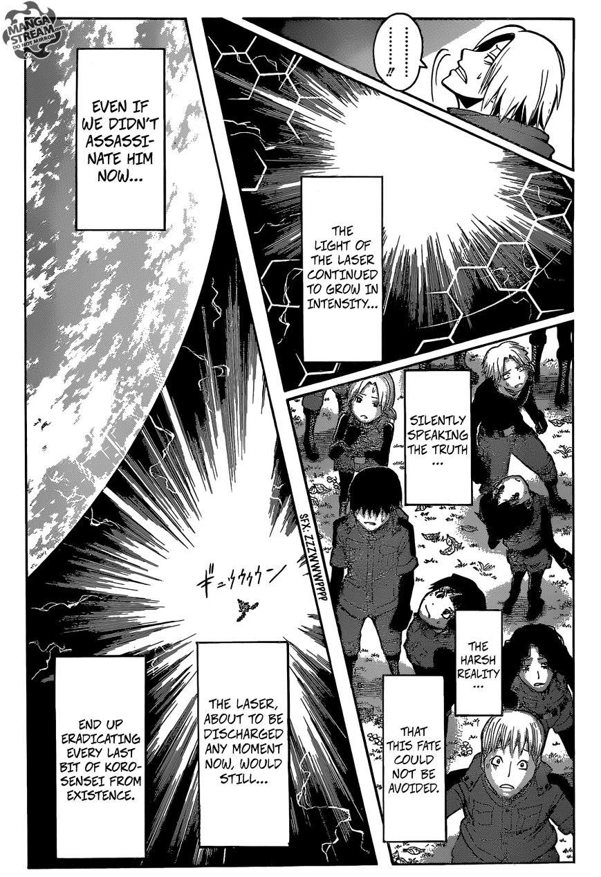 Ansatsu Kyoushitsu Chapter 176  Online Free Manga Read Image 10