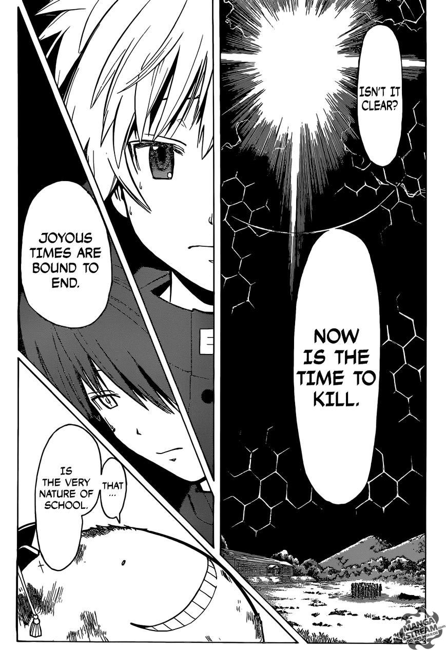 Ansatsu Kyoushitsu Chapter 176  Online Free Manga Read Image 9