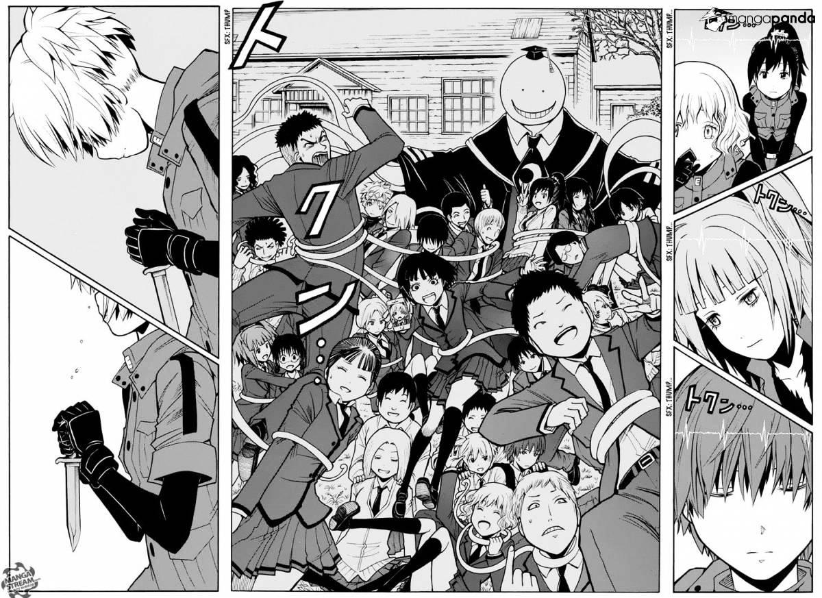 Ansatsu Kyoushitsu Chapter 177  Online Free Manga Read Image 16