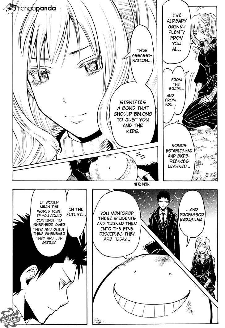 Ansatsu Kyoushitsu Chapter 177  Online Free Manga Read Image 2