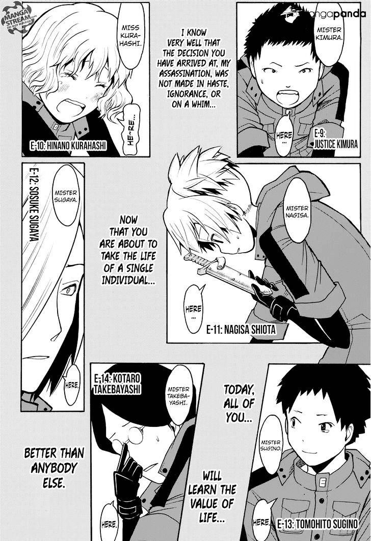 Ansatsu Kyoushitsu Chapter 177  Online Free Manga Read Image 6