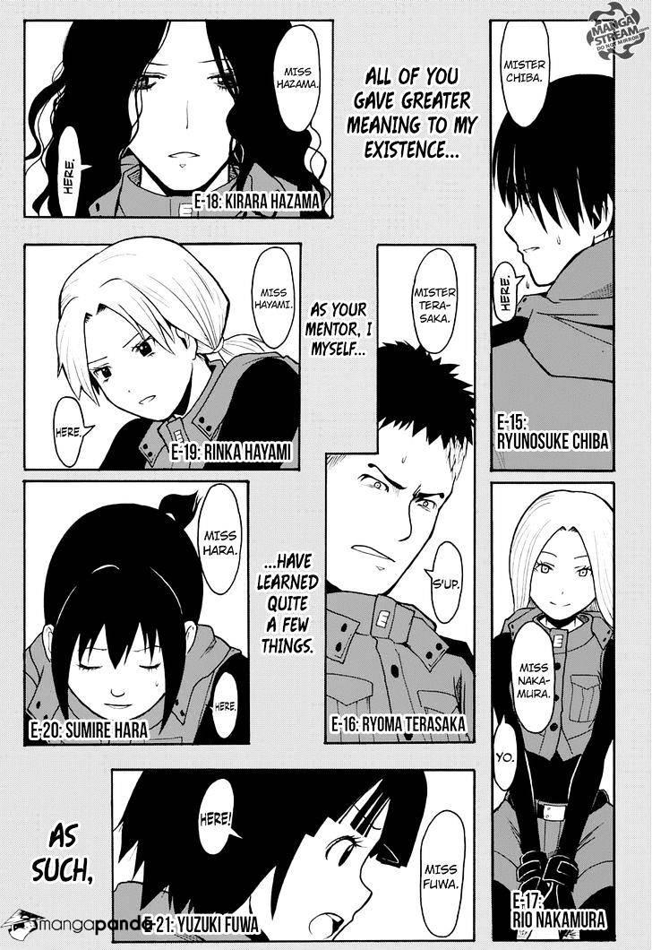 Ansatsu Kyoushitsu Chapter 177  Online Free Manga Read Image 7