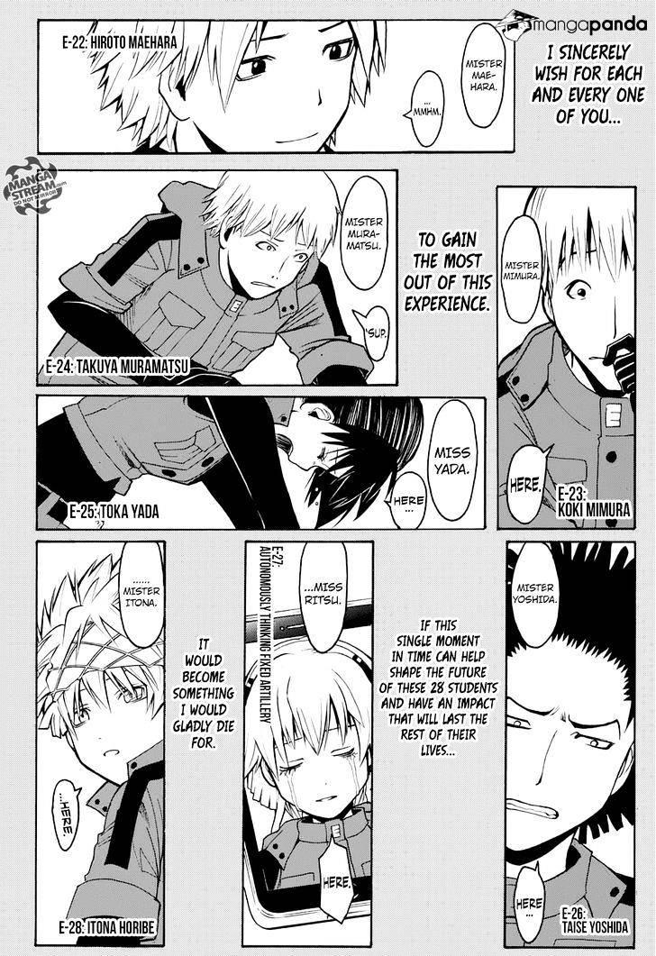 Ansatsu Kyoushitsu Chapter 177  Online Free Manga Read Image 8