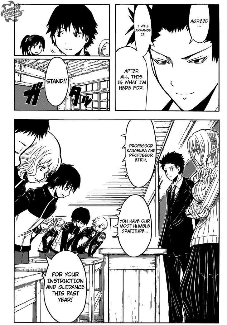 Ansatsu Kyoushitsu Chapter 178  Online Free Manga Read Image 11