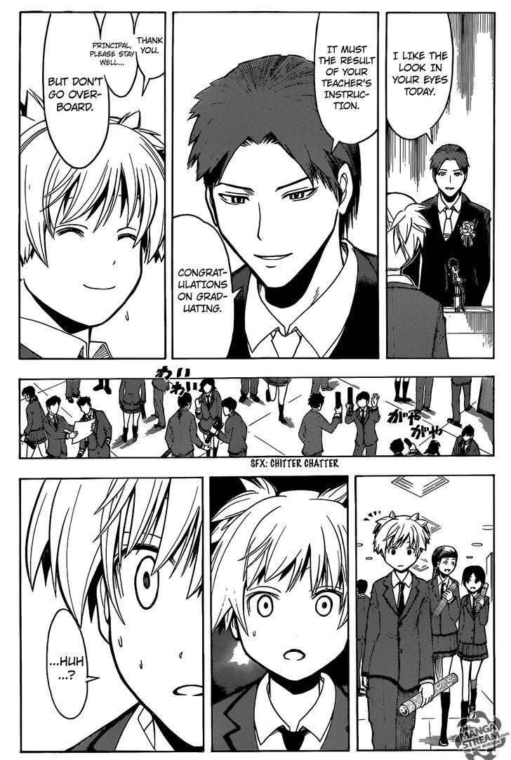 Ansatsu Kyoushitsu Chapter 178  Online Free Manga Read Image 14