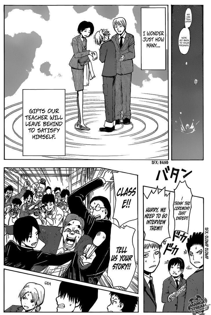 Ansatsu Kyoushitsu Chapter 178  Online Free Manga Read Image 17