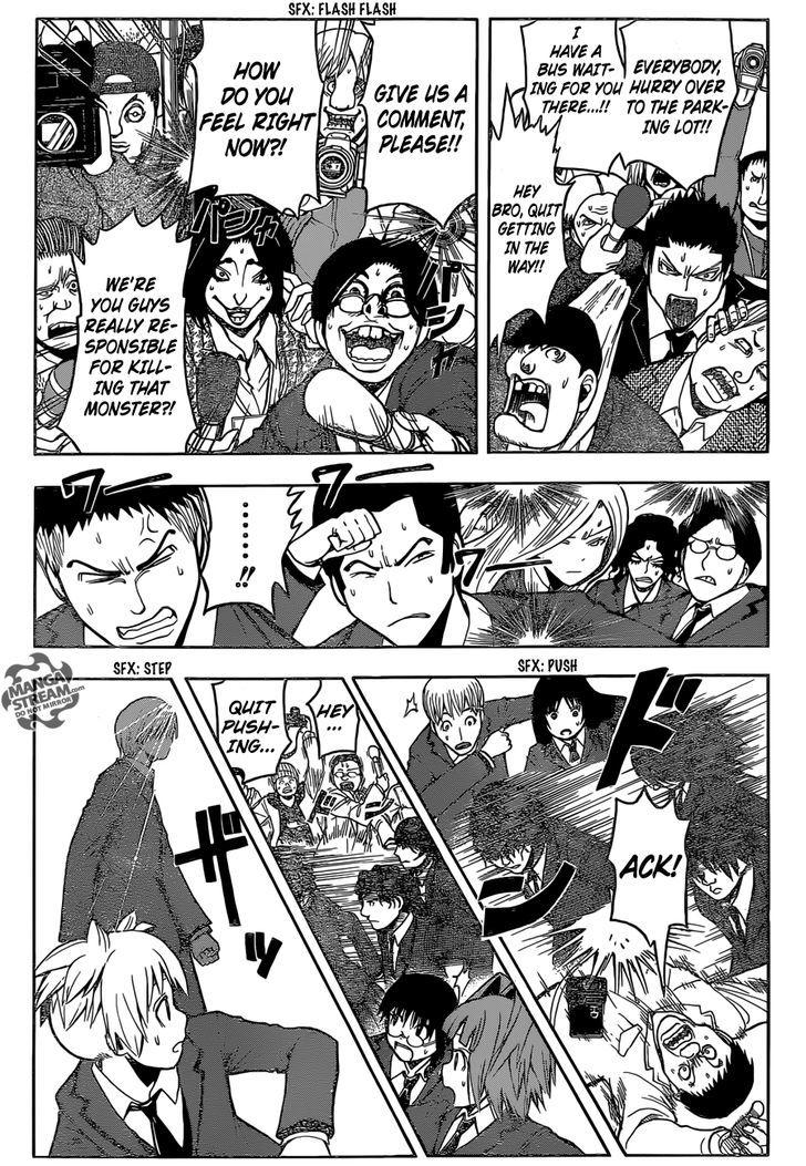 Ansatsu Kyoushitsu Chapter 178  Online Free Manga Read Image 18
