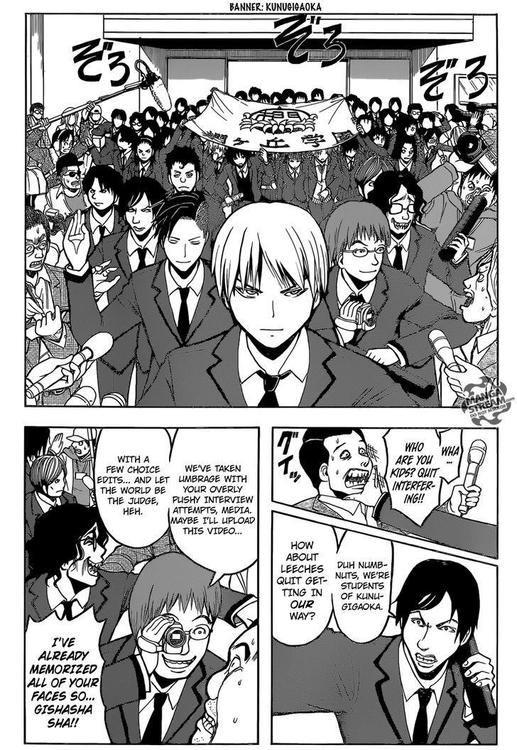 Ansatsu Kyoushitsu Chapter 178  Online Free Manga Read Image 19