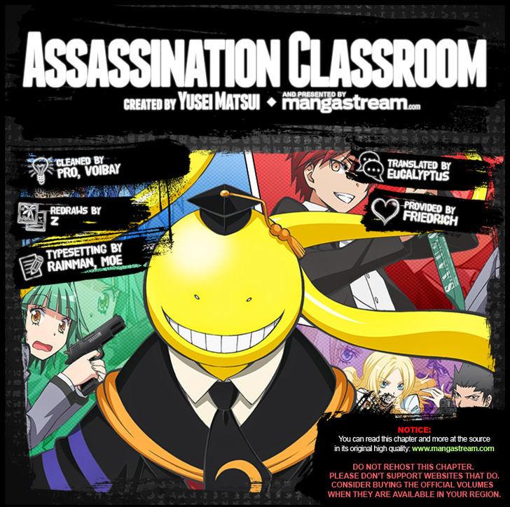 Ansatsu Kyoushitsu Chapter 178  Online Free Manga Read Image 2