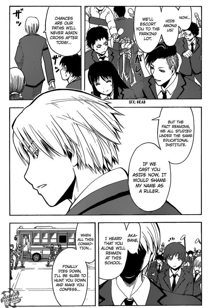 Ansatsu Kyoushitsu Chapter 178  Online Free Manga Read Image 20