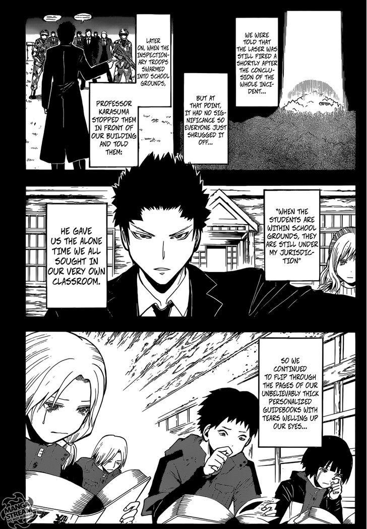 Ansatsu Kyoushitsu Chapter 178  Online Free Manga Read Image 7