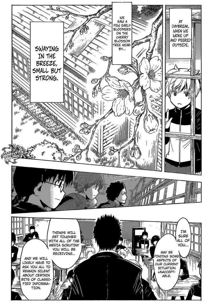 Ansatsu Kyoushitsu Chapter 178  Online Free Manga Read Image 9