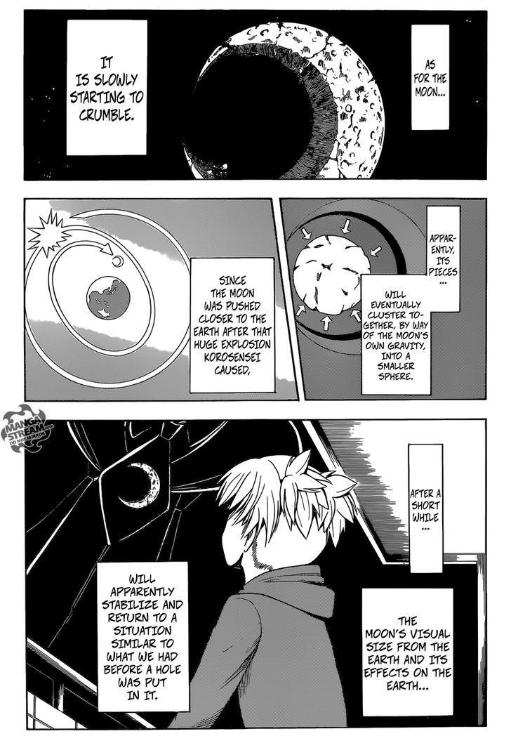 Ansatsu Kyoushitsu Chapter 179  Online Free Manga Read Image 10