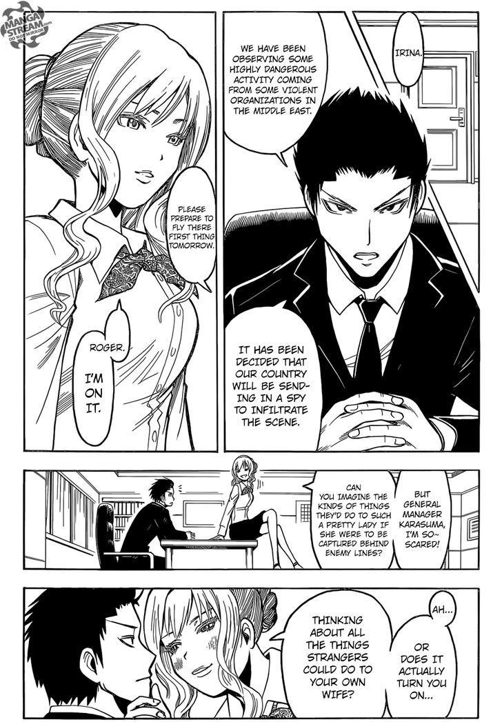 Ansatsu Kyoushitsu Chapter 179  Online Free Manga Read Image 13