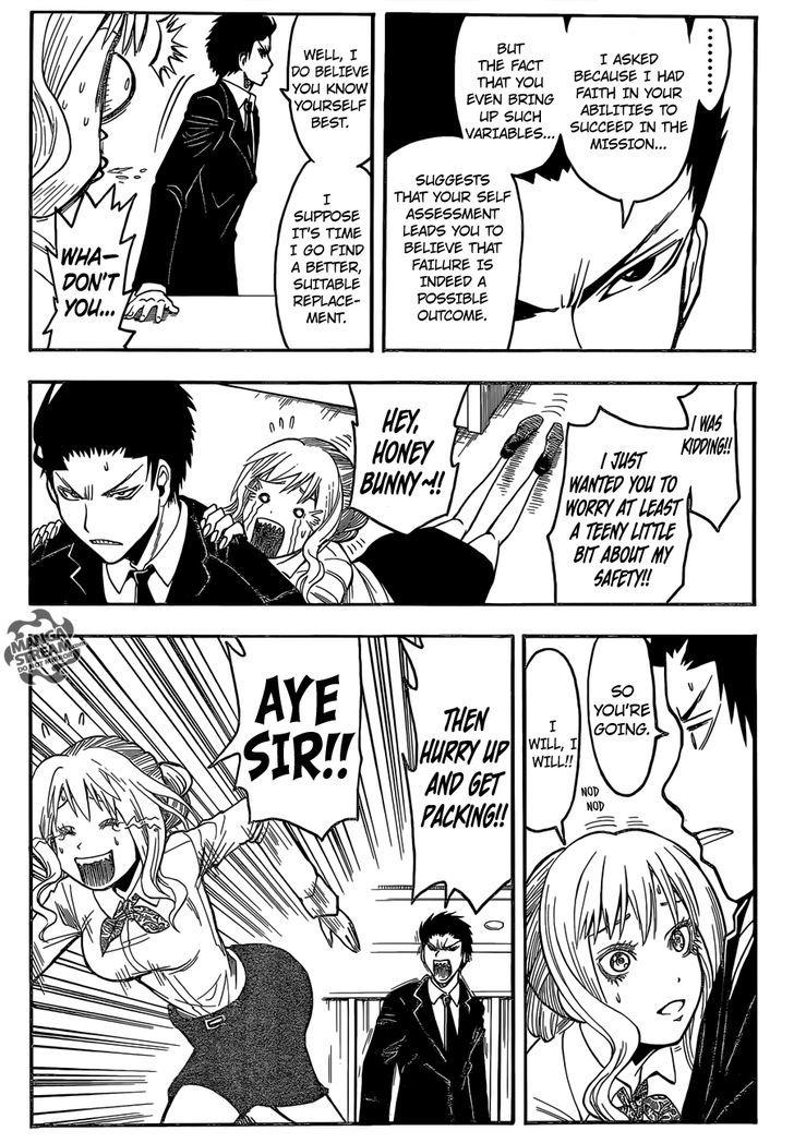 Ansatsu Kyoushitsu Chapter 179  Online Free Manga Read Image 14
