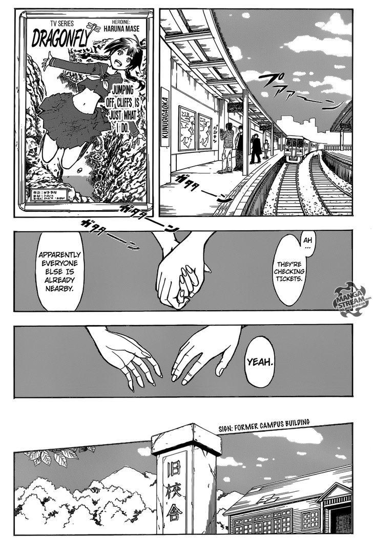 Ansatsu Kyoushitsu Chapter 179  Online Free Manga Read Image 16
