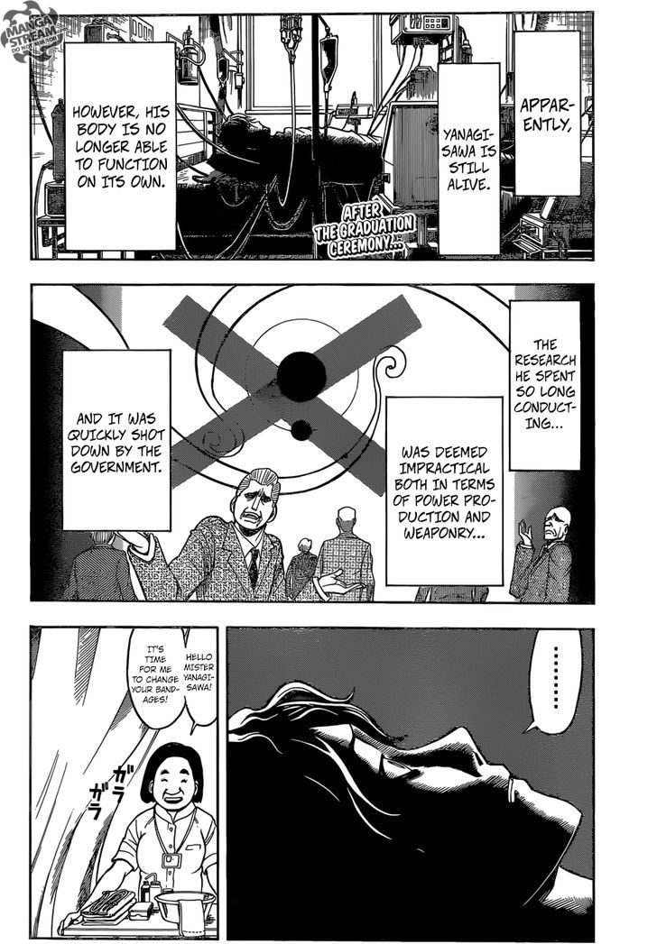 Ansatsu Kyoushitsu Chapter 179  Online Free Manga Read Image 3