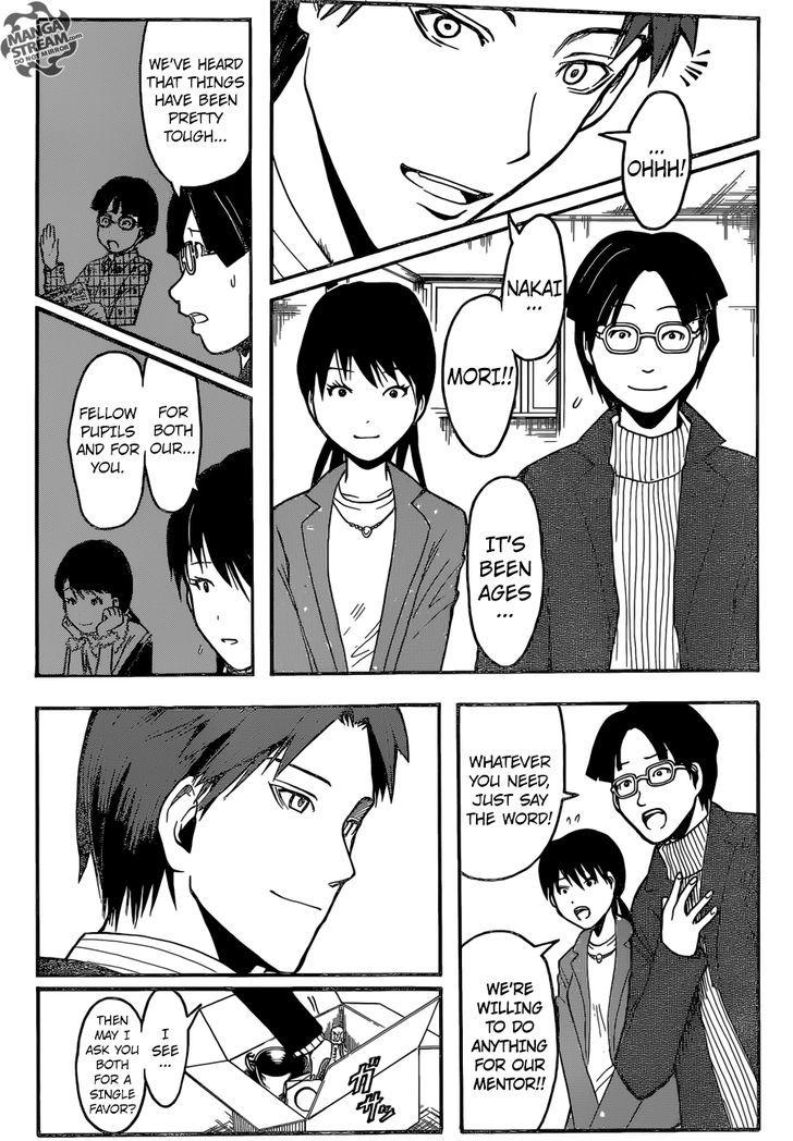 Ansatsu Kyoushitsu Chapter 179  Online Free Manga Read Image 6