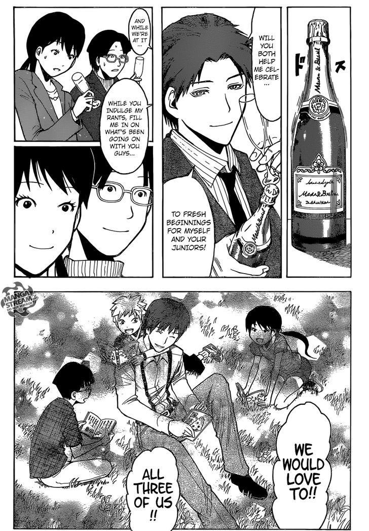 Ansatsu Kyoushitsu Chapter 179  Online Free Manga Read Image 7