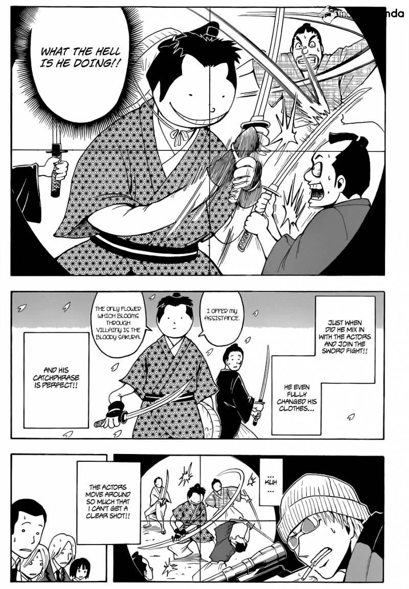 Ansatsu Kyoushitsu Chapter 18  Online Free Manga Read Image 10
