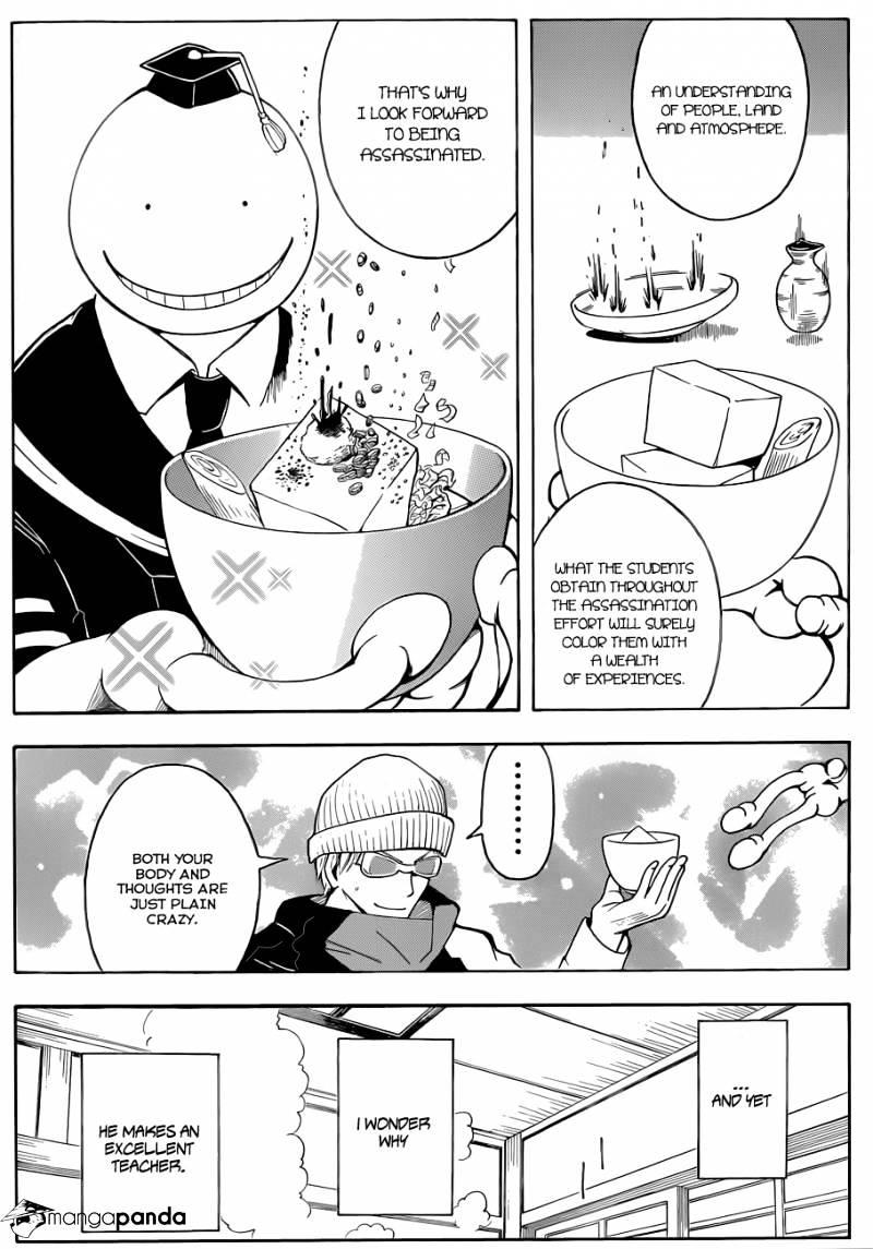 Ansatsu Kyoushitsu Chapter 18  Online Free Manga Read Image 19