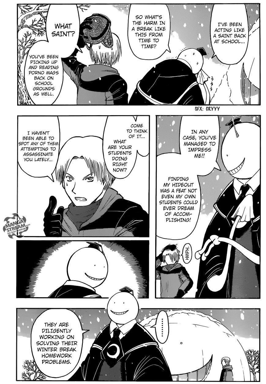 Ansatsu Kyoushitsu Chapter 180.1  Online Free Manga Read Image 17