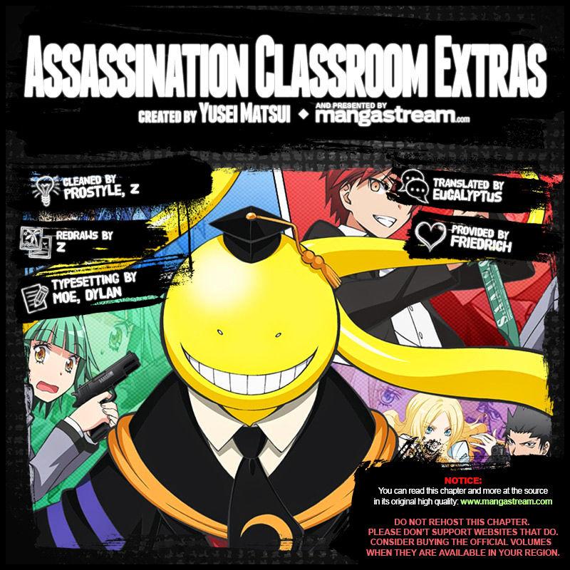 Ansatsu Kyoushitsu Chapter 180.1  Online Free Manga Read Image 3