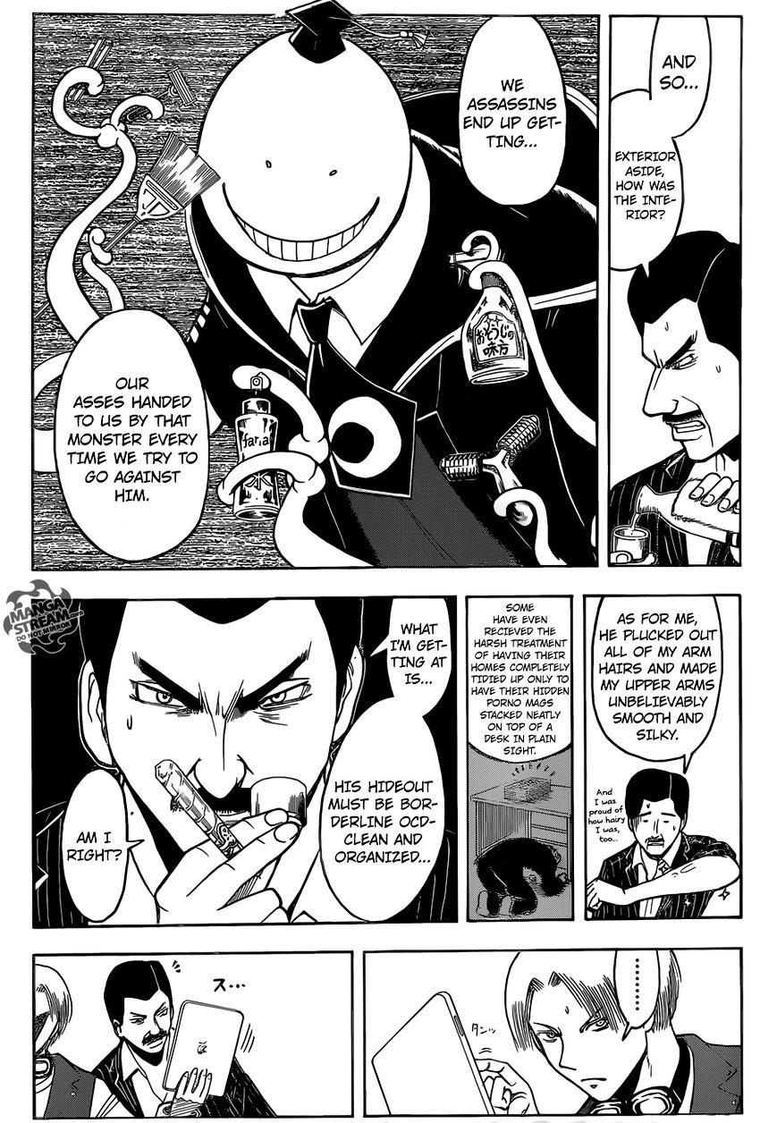 Ansatsu Kyoushitsu Chapter 180.1  Online Free Manga Read Image 8