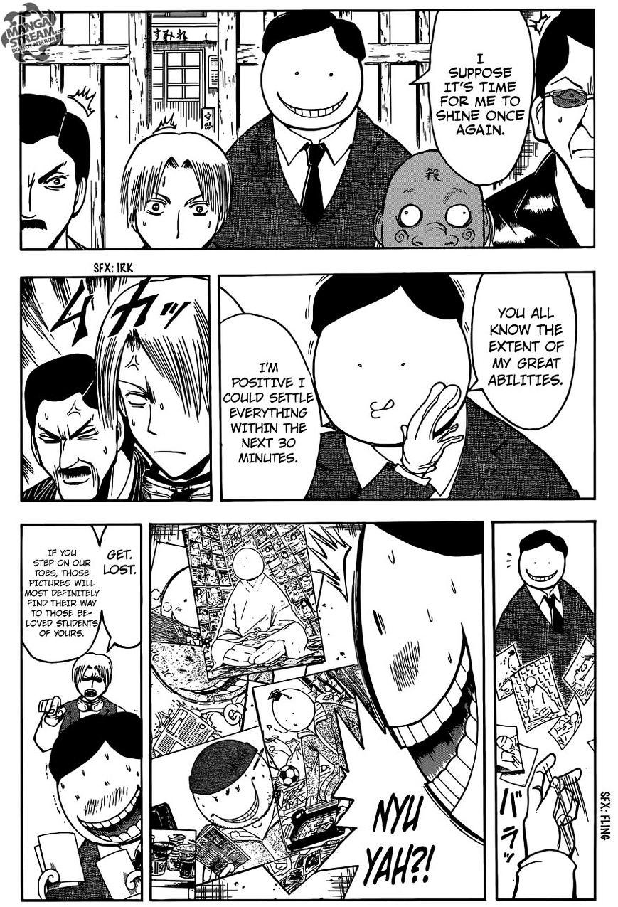Ansatsu Kyoushitsu Chapter 180.2  Online Free Manga Read Image 20