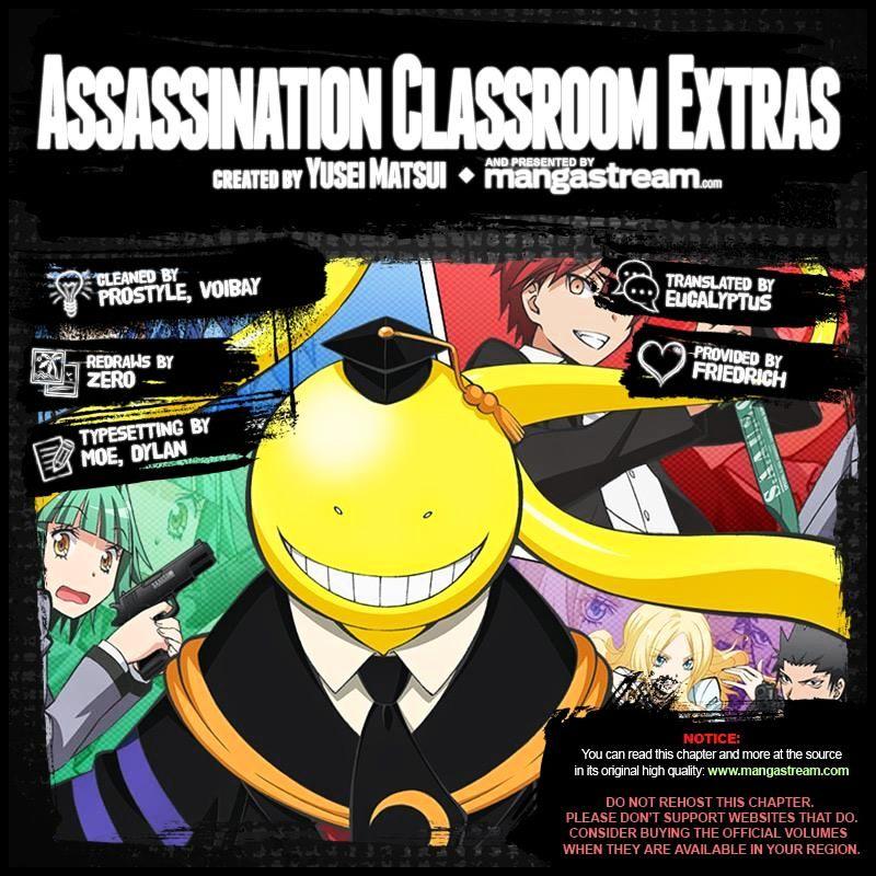 Ansatsu Kyoushitsu Chapter 180.2  Online Free Manga Read Image 3