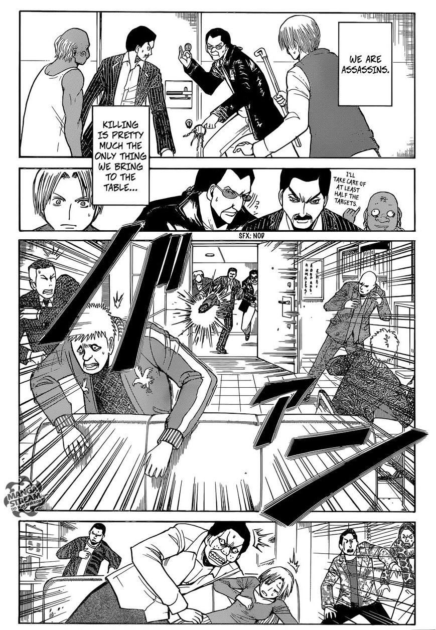Ansatsu Kyoushitsu Chapter 180.3  Online Free Manga Read Image 10