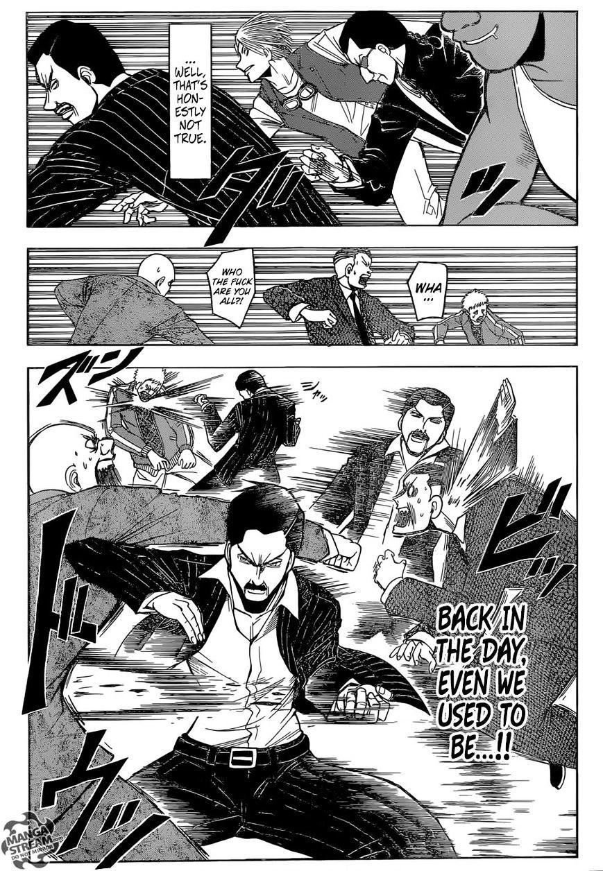 Ansatsu Kyoushitsu Chapter 180.3  Online Free Manga Read Image 11