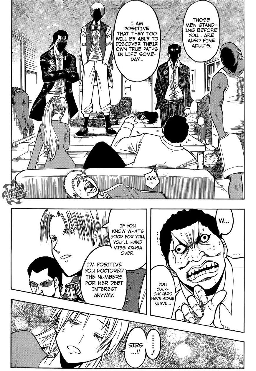 Ansatsu Kyoushitsu Chapter 180.3  Online Free Manga Read Image 14