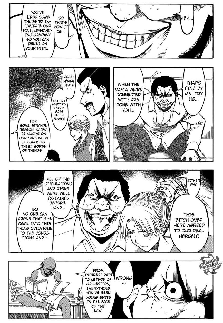 Ansatsu Kyoushitsu Chapter 180.3  Online Free Manga Read Image 15