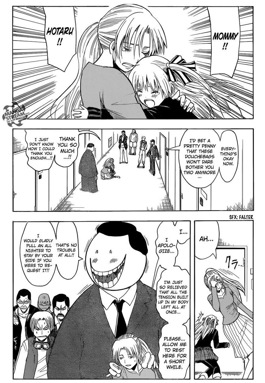 Ansatsu Kyoushitsu Chapter 180.3  Online Free Manga Read Image 18