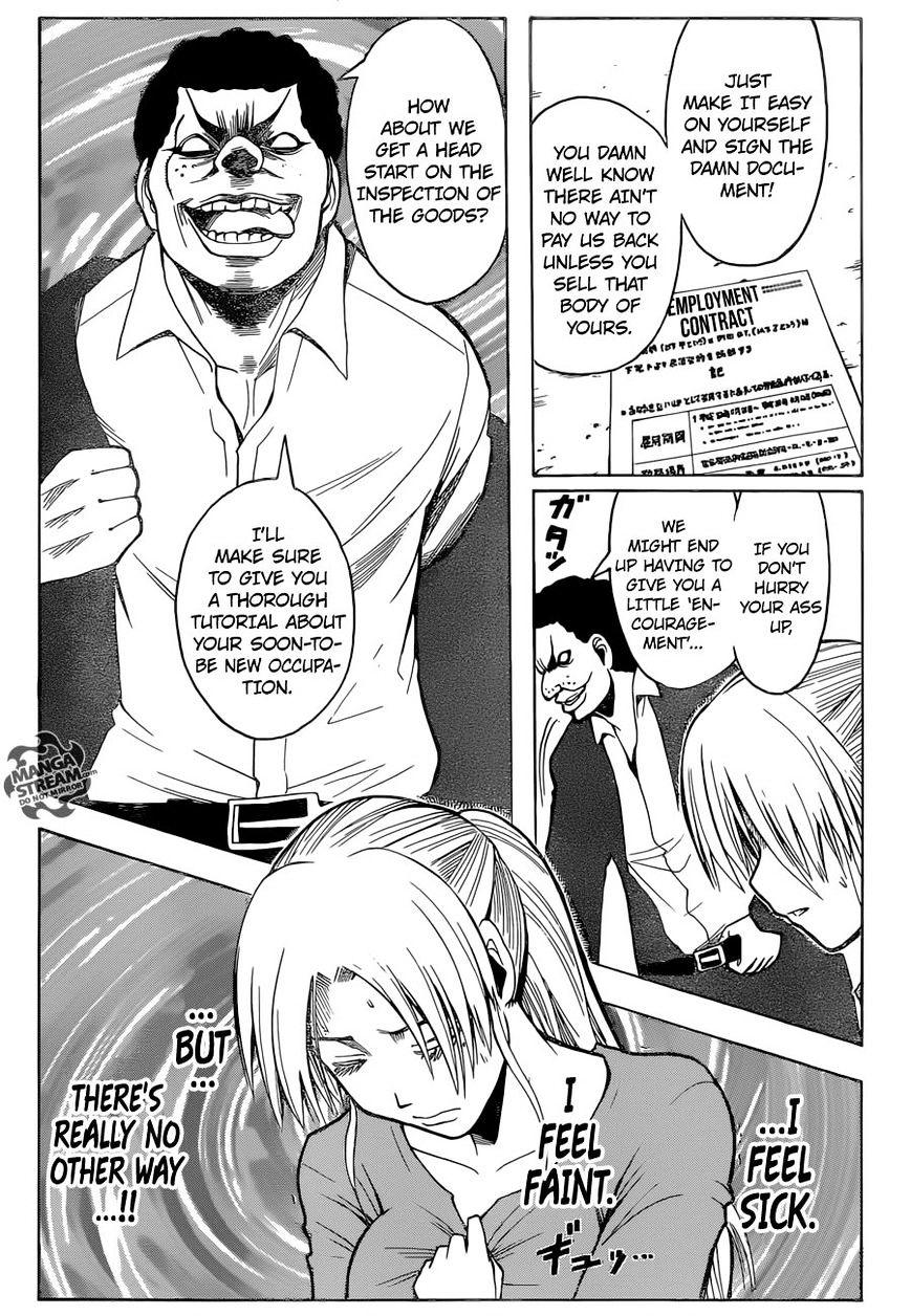 Ansatsu Kyoushitsu Chapter 180.3  Online Free Manga Read Image 8