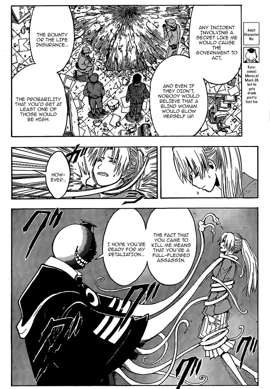 Ansatsu Kyoushitsu Chapter 180.4  Online Free Manga Read Image 10