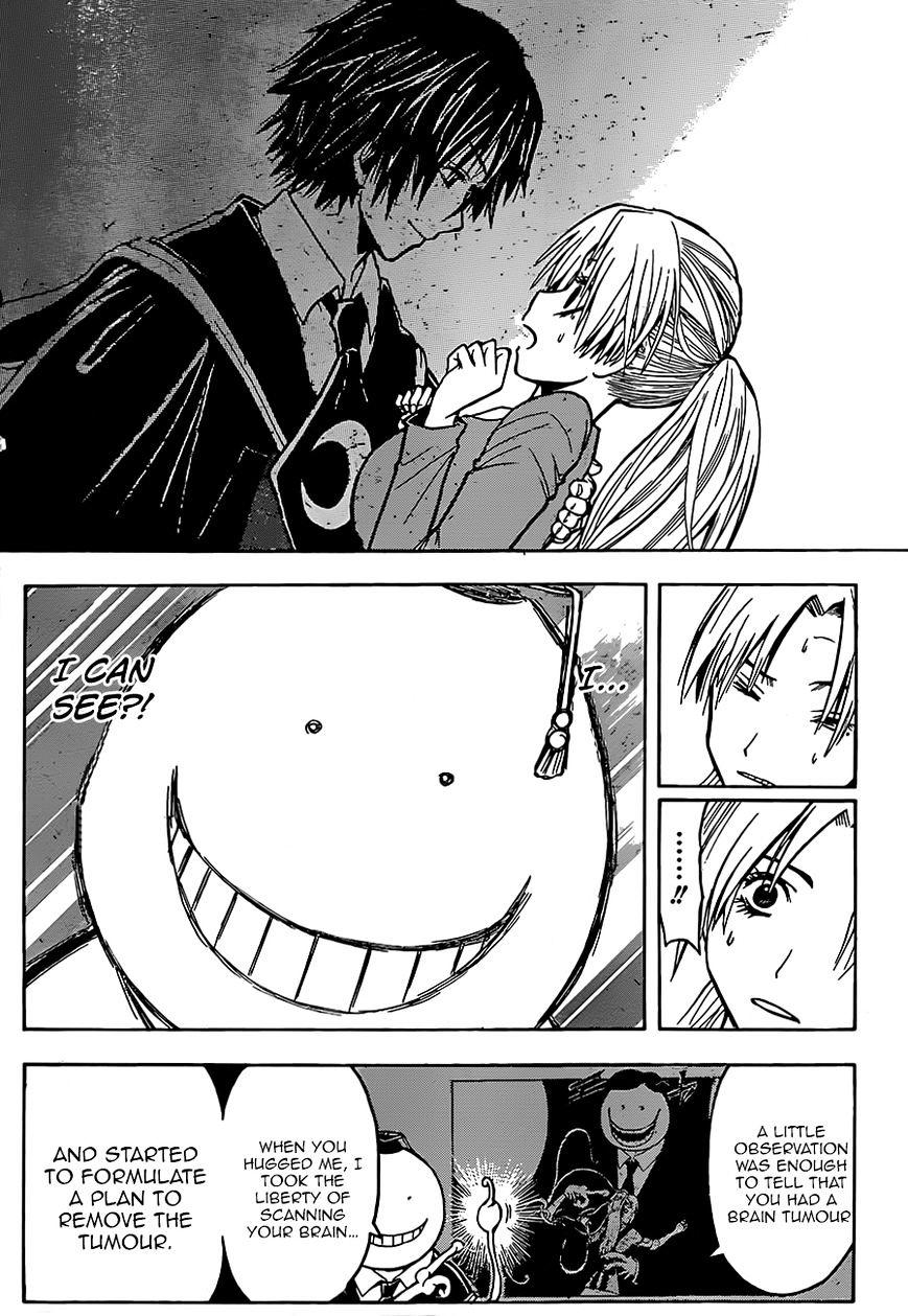 Ansatsu Kyoushitsu Chapter 180.4  Online Free Manga Read Image 13