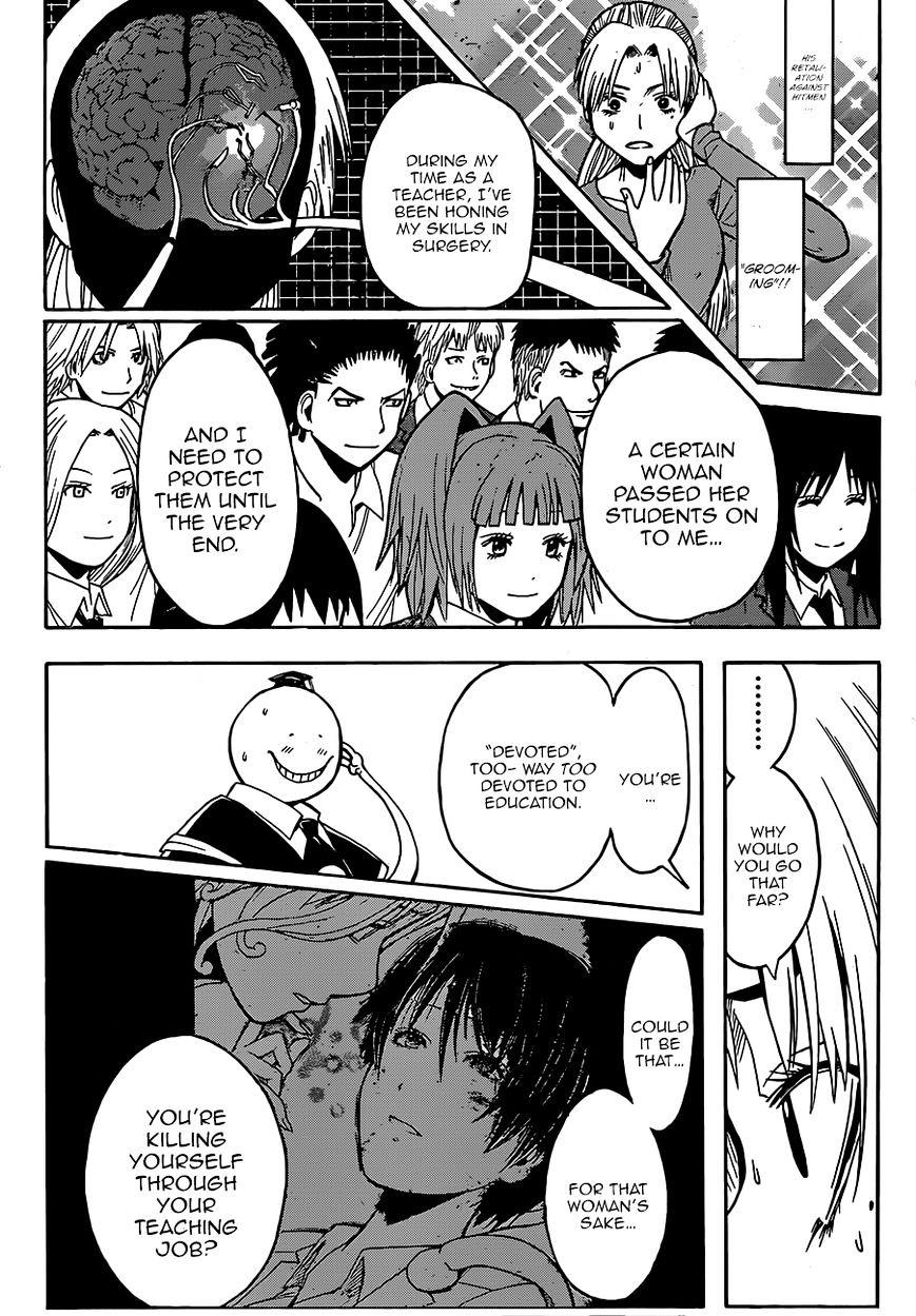 Ansatsu Kyoushitsu Chapter 180.4  Online Free Manga Read Image 14
