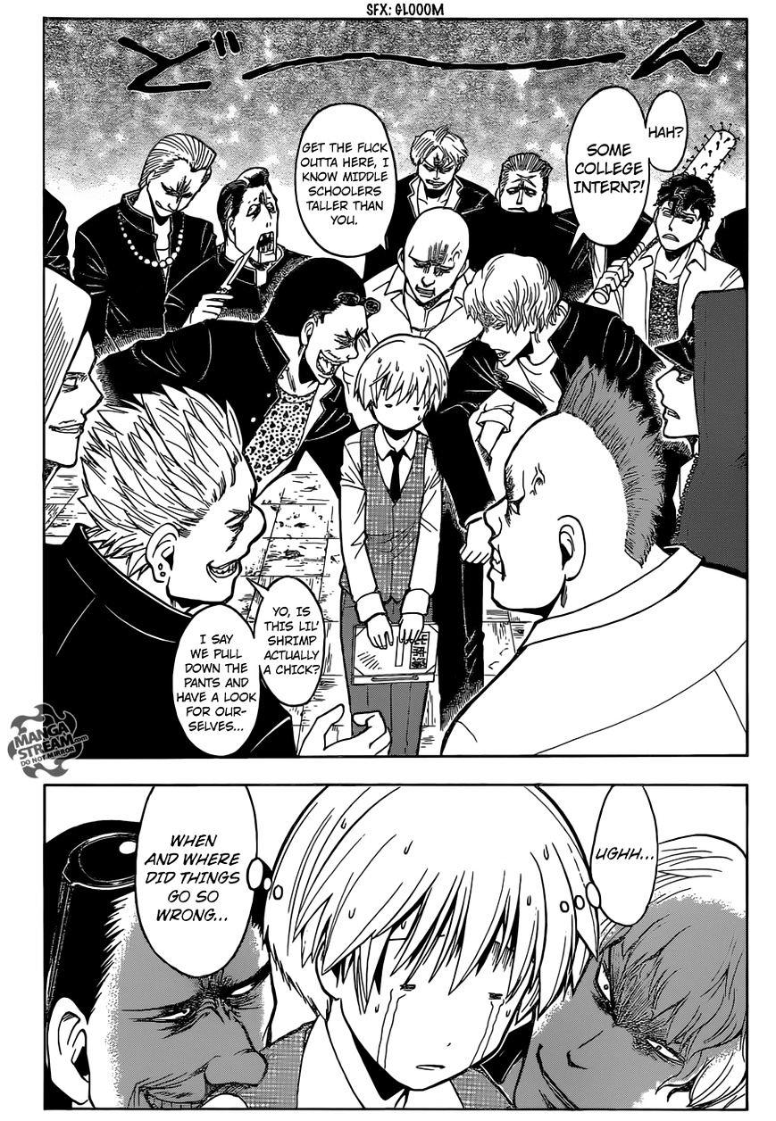 Ansatsu Kyoushitsu Chapter 180  Online Free Manga Read Image 18