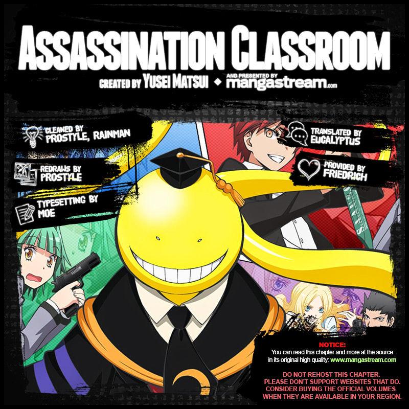 Ansatsu Kyoushitsu Chapter 180  Online Free Manga Read Image 2