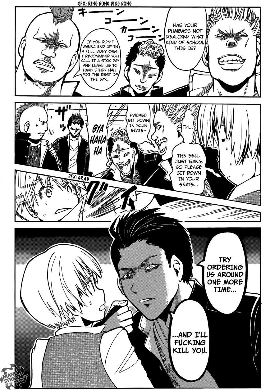 Ansatsu Kyoushitsu Chapter 180  Online Free Manga Read Image 20