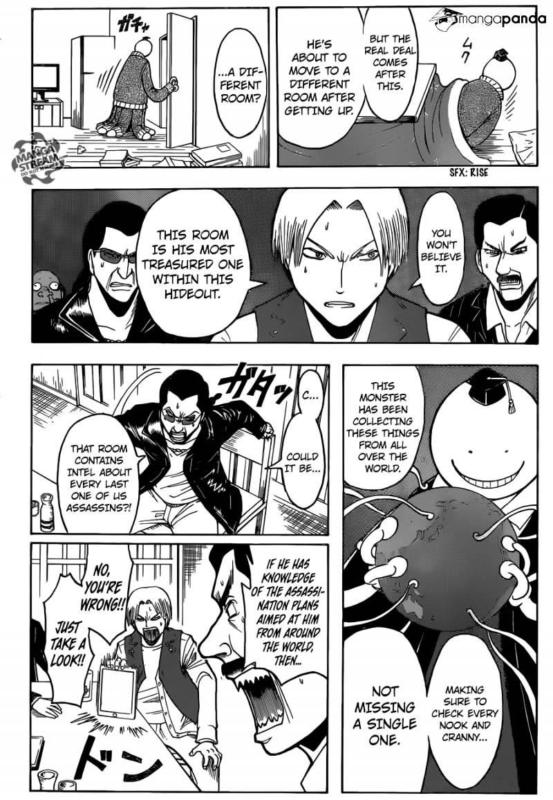 Ansatsu Kyoushitsu Chapter 181  Online Free Manga Read Image 11