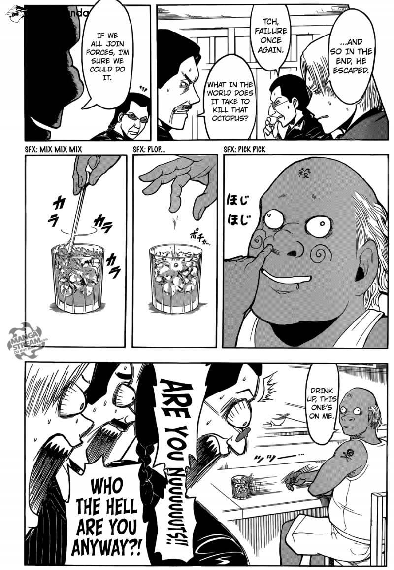 Ansatsu Kyoushitsu Chapter 181  Online Free Manga Read Image 17