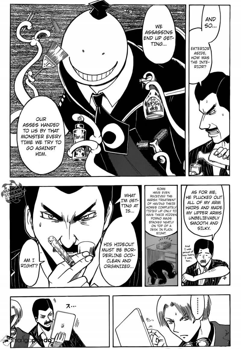 Ansatsu Kyoushitsu Chapter 181  Online Free Manga Read Image 6