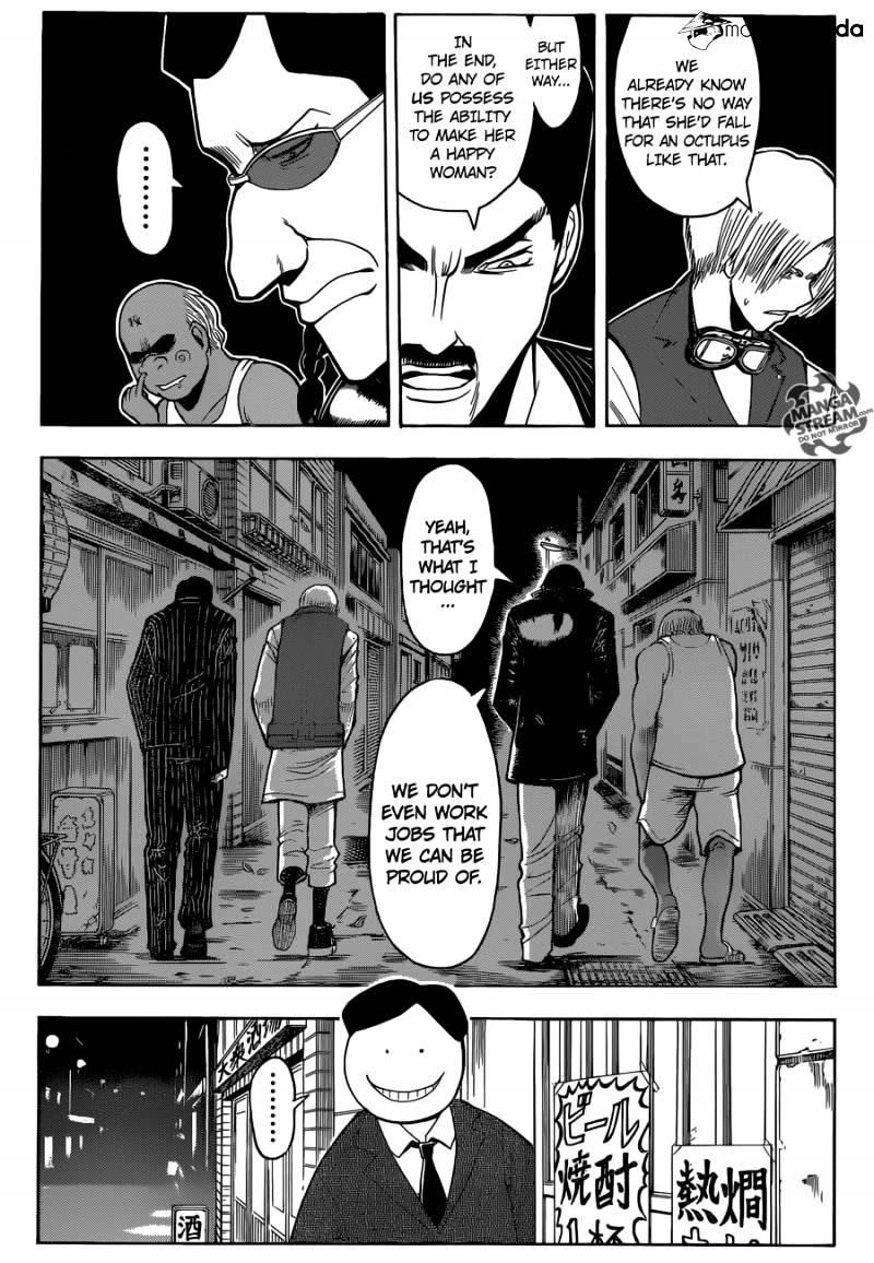 Ansatsu Kyoushitsu Chapter 182  Online Free Manga Read Image 12