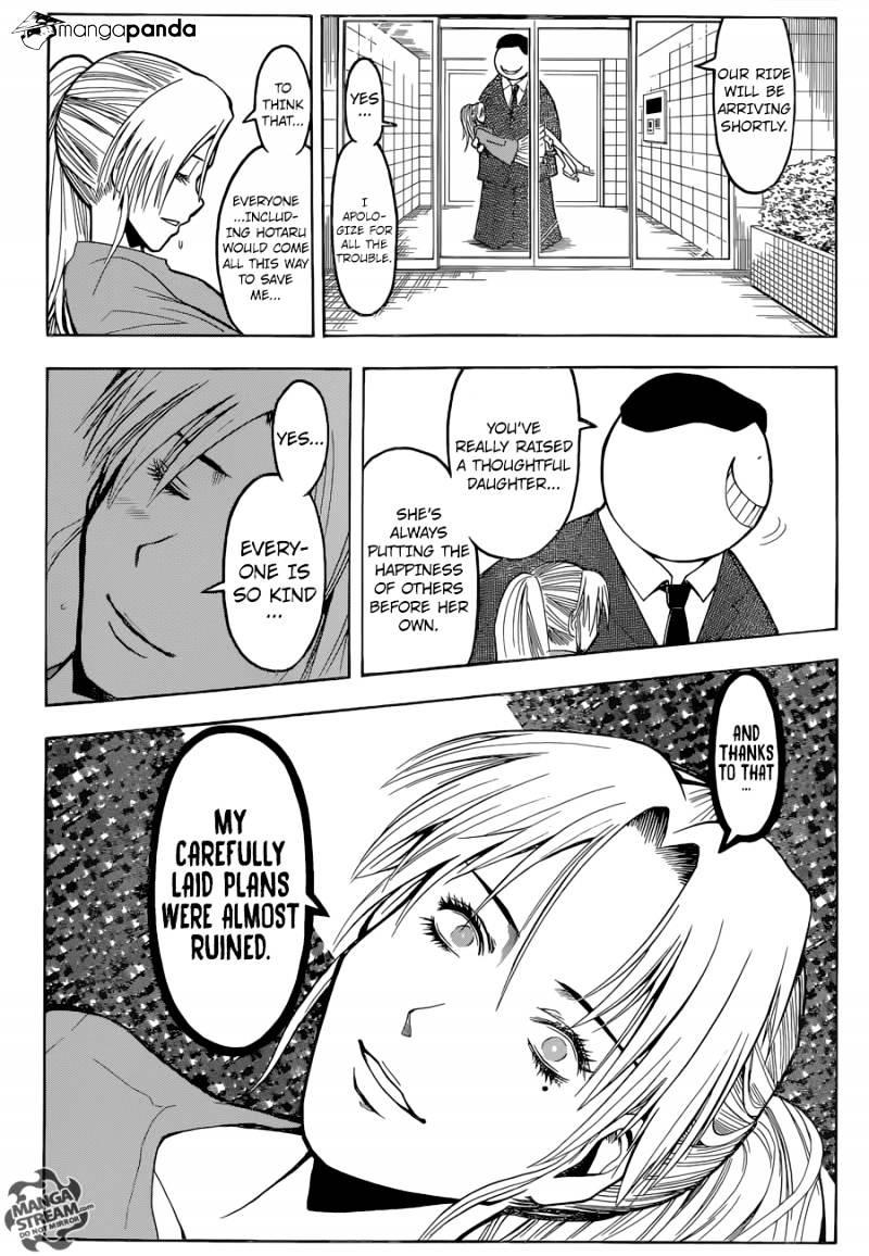 Ansatsu Kyoushitsu Chapter 183  Online Free Manga Read Image 18
