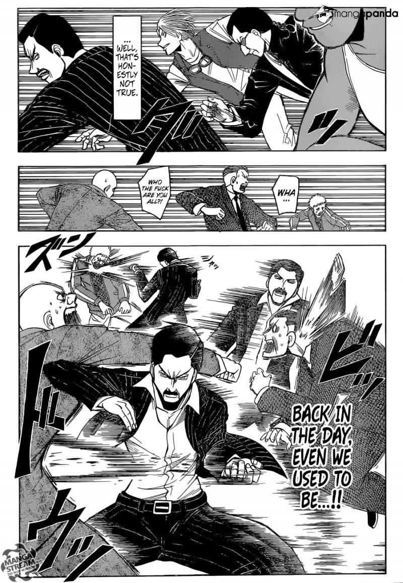 Ansatsu Kyoushitsu Chapter 183  Online Free Manga Read Image 9